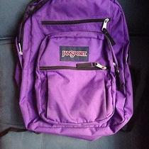 Jansport Bookbag (Purple) Photo