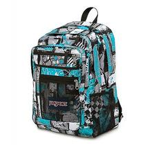 Jansport Bookbag School Backpack Authentic Durable Colorful Storage Computer New Photo