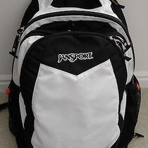 Jansport Boost Tng3 White Backpack Photo