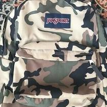 Jansport Boys Army Fatigue Backpack Photo