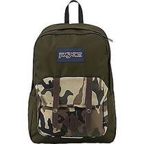 Jansport Breakster Backpack Beige Conflict Photo