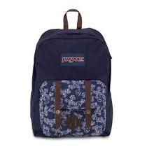 Jansport Breakster Backpack in Itsy Ditzy Denim T43zzn0 Photo