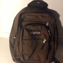 Jansport Brown  Backpack  Photo