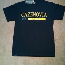 Jansport Cazenovia College Dad Tee Shirt Blue Photo