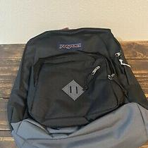 Jansport City Scout Backpack Black/grey 15