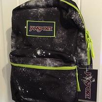 Jansport Classic Superbreak Backpack Bag High School College-Overexposed Galazy Photo