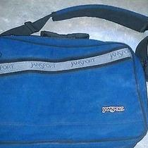 Jansport Computer Messanger Bag in Great Shape. Lots of Room Inside Photo