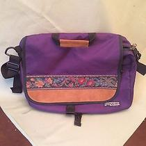 Jansport Computer Notebook Document Shoulder Bag Photo
