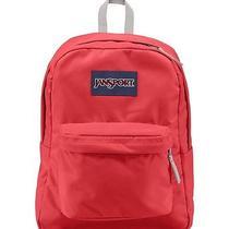 Jansport Coral Dusk  Backpack Nwt Photo