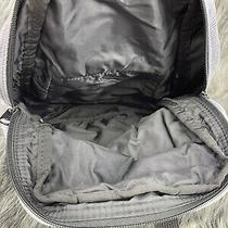 Jansport Corduroy Half Pint Backpack Purse Bag Sack Mini Faded Blue Photo
