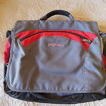 Jansport Crossbody Laptop Messenger Bag Photo