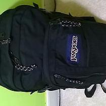 Jansport Deluxe Student Backpack for Travel Hiking Camping Sports Gym School  Photo
