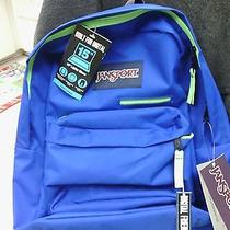 Jansport Digibreak Digital Friendly Laptop Backpack Blue Streak Laptop Sleeve Photo