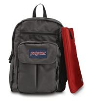Jansport Digital Student Backpack in Forge Grey T19w6xd Photo