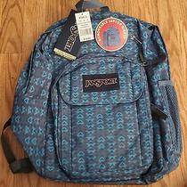 Jansport Digital Student Mesa Geo Backpack With Laptop / Tablet Compartment  Photo