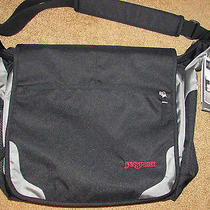 Jansport Elefunk Black Laptop Bag Photo