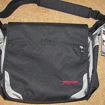 Jansport Elefunk Black Laptop Bag Photo