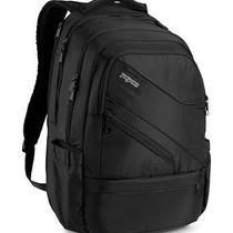 Jansport - Firewire Backpack in Black - Black Photo