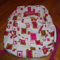 Jansport  Geometric Design Backpack Photo