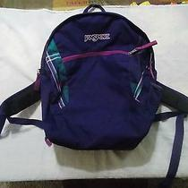 Jansport Girls Backpack With Laptop/tablet Pocket. Photo