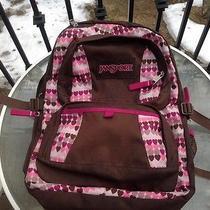 Jansport Girls Heart Backpack  Photo