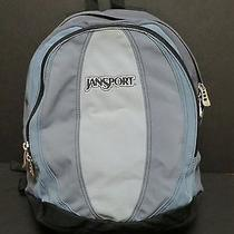 Jansport Gray Backpack Back Pack  Photo