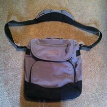 Jansport Gray Messenger Bag Backpack Photo