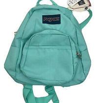 Jansport Half Pint Mini Backpack Teal Photo