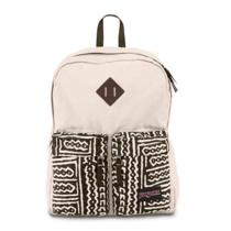 Jansport Hoffman Backpack in Downtown Brown Muddy Mali T29gzl1 Photo