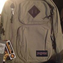 Jansport Houston Laptop Backpack-Desert Beige-T13y9ru Photo