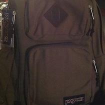 Jansport Houston Laptop Backpack-Green Machine-T13y5cn Photo