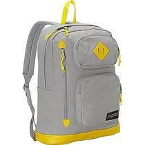 Jansport Houston Laptop Backpack Grey Rabbit Photo