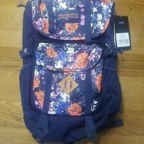 Jansport Javelina Morning Bloom 1525 Cubic Inches Backpack  Photo