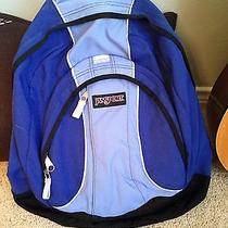 Jansport Ladies Blue / Light Blue Student Backpack Photo