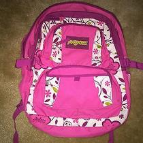 Jansport Laptop Backpack - Pink Photo