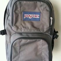 Jansport  Large Grey Backpack Photo