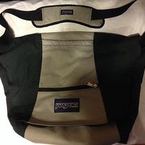 Jansport Large Messenger Computer Canvas Bag Photo