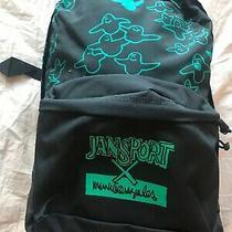Jansport Mark Gonzales Signed Backpack Photo