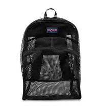 Jansport Mesh Pack Backpack in Black Tnb2008 Photo