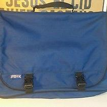 Jansport Messenger Bag Blue Photo
