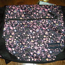 Jansport Messenger/laptop Backpack (Nwt) Photo