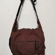Jansport Messenger Laptop Brown Croos Body Bag Photo
