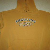 Jansport Morehead State University Eagles Msu Gold College Hoodie Sweatshirt Photo