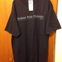 Jansport Navy Jackson State University Mom T Shirt Size Xl Photo