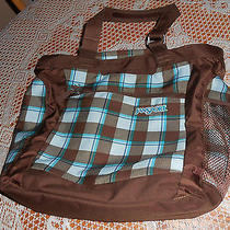 Jansport Plaid Book/laptop Bag Photo