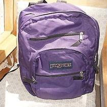 Jansport Purple Backpack Photo