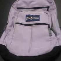 Jansport Purple Big Backpack Photo