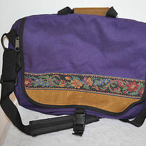 Jansport Purple Book Bag Shoulder Carry Photo