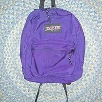 Jansport Purple Small Backpack Photo