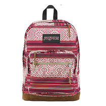 Jansport Right Pack World China Backpack Red Tape Shanghai Sunset T49z Zb4 Nwt Photo